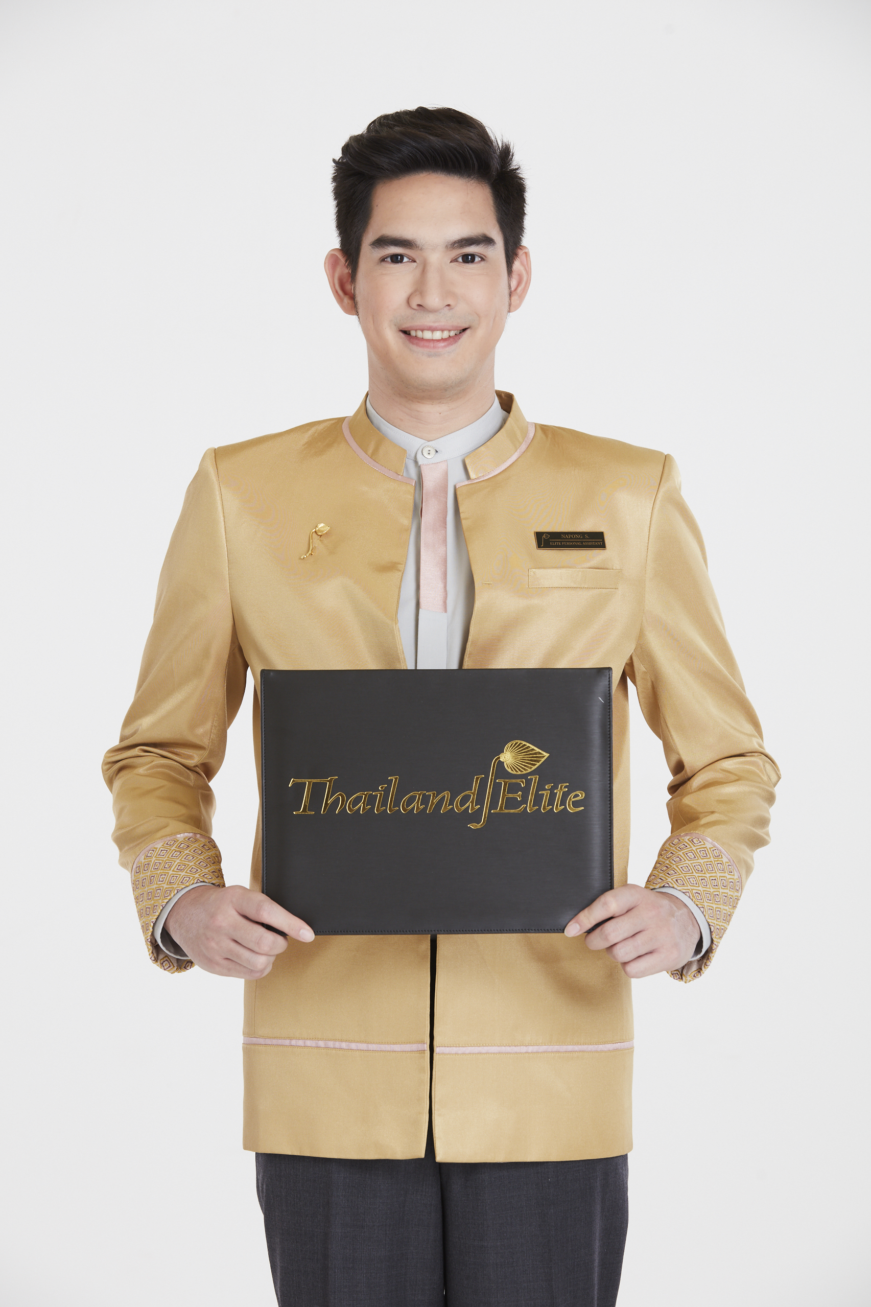 Our team makes the application process quick and easy, whether you are in Thailand or abroad. All you need to do is to provide us with a copy of your passport, digital photo and an application form that filled and signed by the applicant and we will complete the rest of the application process for you.